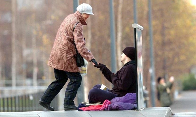 Extending Compassion